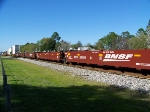 Brand new BNSF Well Cars