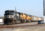 NS 8921 north on Coffeyville sub