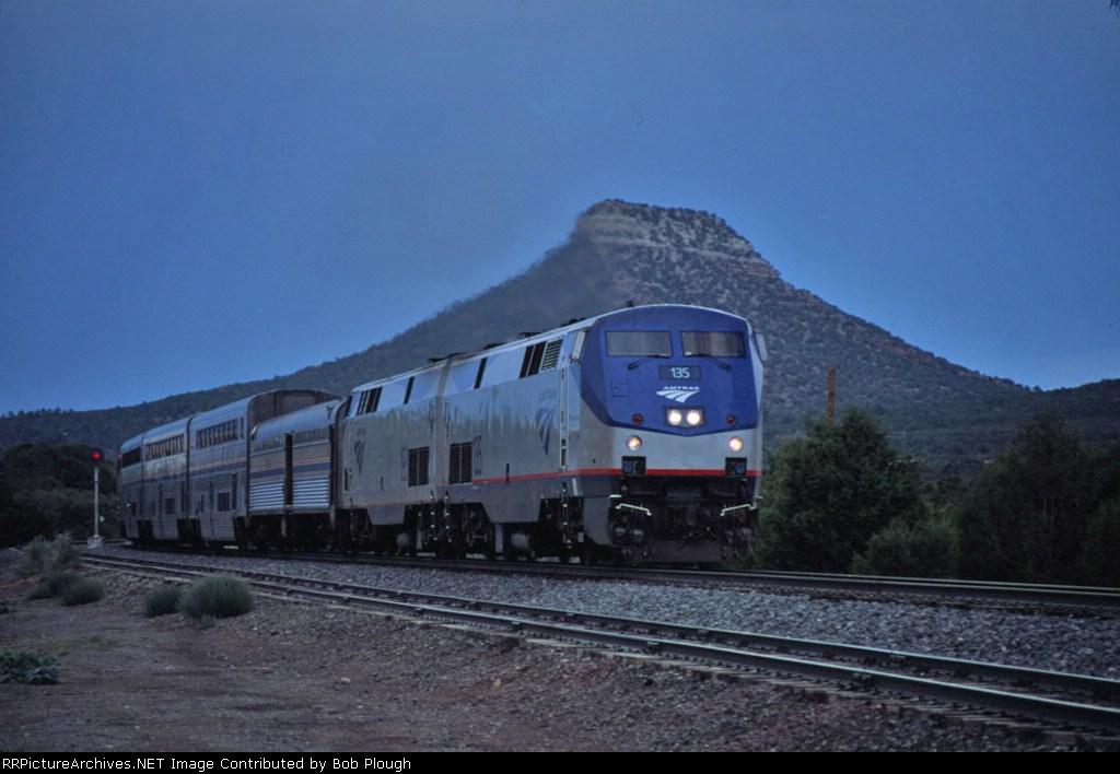 Train #3