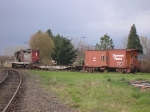 AERC 3859 and Caboose