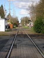 PNWRs OE mainline - Highland & Church Streets
