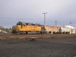 Short unit Grain Train