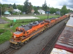 PNWR 2304 and the Toledo Hauler