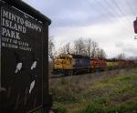 Train 663