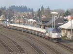 Amtrak Train 504