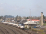 Entire Amtrak Station With Talgo