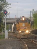 UPY 568 near Hines Street