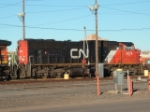 CN 5676 at Clovis, NM