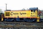 Chessie System (B&O) ALCO S4 9010