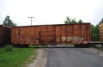 New Orleans Public Belt Railroad Box Car on the B753