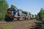 CSX Q621-06 between WOOD and BROUSE