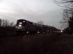 Sunset Auto Train Emergency!