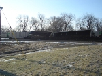 Saginaw Bay Southern coal train derailment.