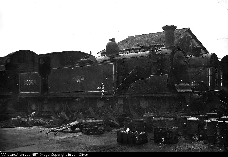 BR 30053 Class M7 0-4-4T