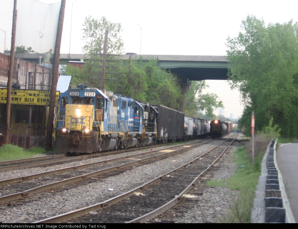 Leased power on NYS&W