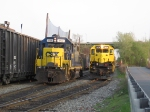 CSX 2732 & NYSW 3634
