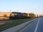 "Coal train ""snakes"" its way through Augusta"
