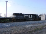 NS 6593 sits hidden, still under investigation for many years to come