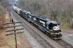 Ns H2W northbound moving fast!