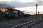 NS H44 Northumberland Yard With ACF tank Cars