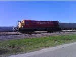AOK 4059 at the old Rock Yard in Shawnee.