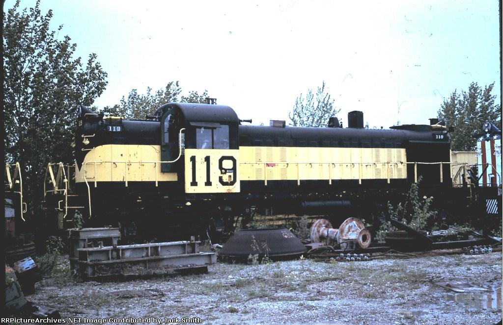 MLC 119