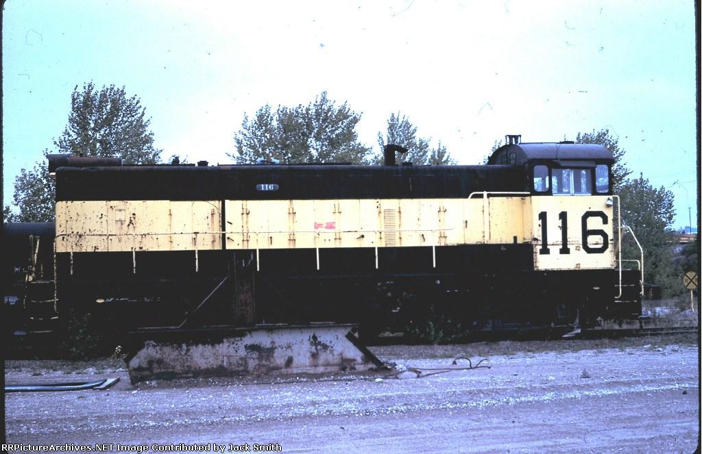 MLC 116