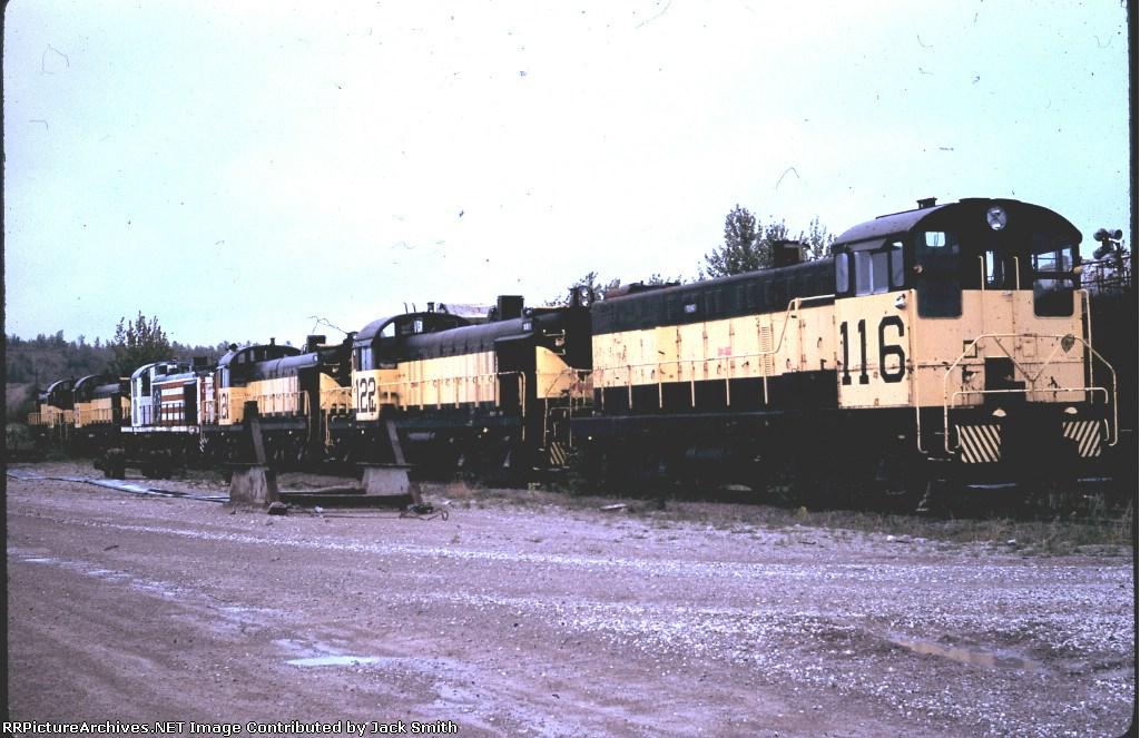 MLC 116, 122, & 123