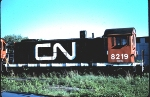 CN 8219 is an MLW S7