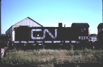 CN 8223 is an MLW S7