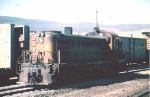 BC 562 is a MLW built in 1951