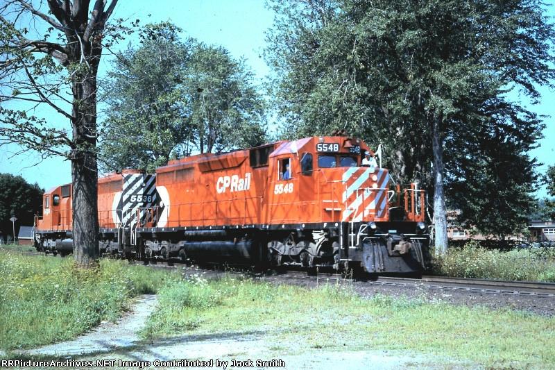 CP 5548 & 5536