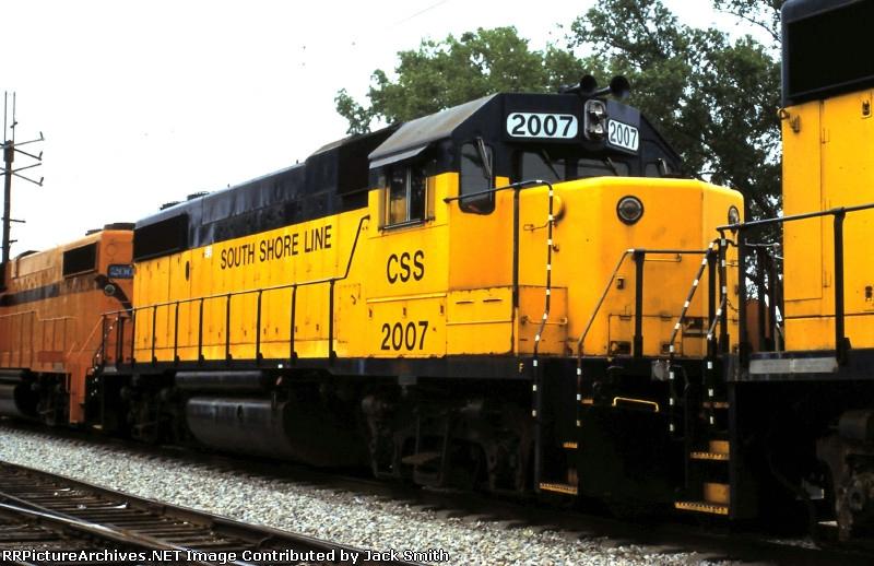CSS 2007