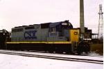 CSX 8418