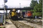 CNW 6919 & GTW 5711