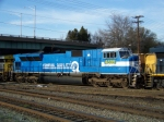 Conrail always had the lovely color of blue