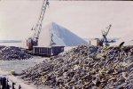 Michigan Pig-iron loading