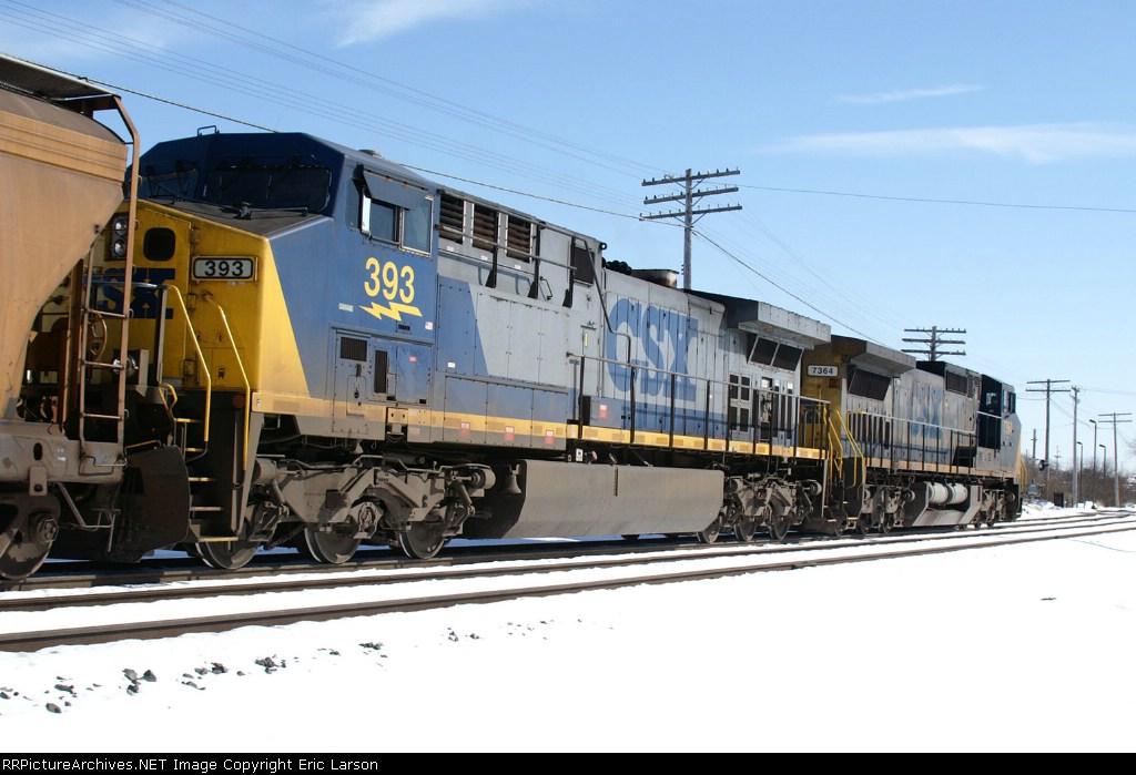 CSX 393