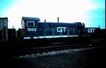 GT 1002 - GT rebuilt to CS9