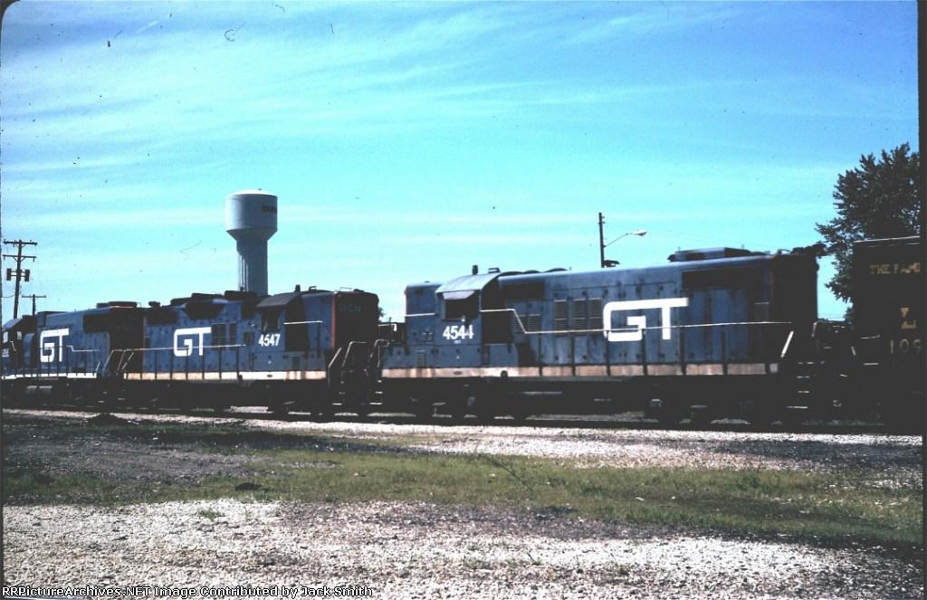 GTW 4544 & 4547