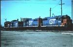 GTW 5803,5915,7232, & 7226