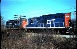 GTW 4933 & 4922