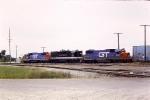 GTW 5861 Southern 2833 & GTW 5857