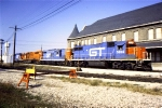 GTW 5834 & 4932