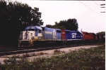 GTW 5856, 5814, & DTI 406