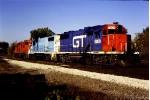 GTW 5809, 5860 & DTI 220