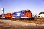 GTW 5820 & DTI 213