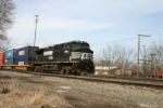 NS 8964 is on his way to Detroit