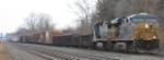 CSX EB Freight