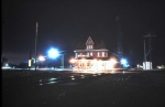 Durand Depot Night Shot in mid 80's